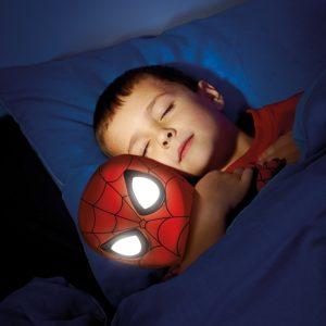 Disney Marvel - Peluche Veilleuse Spiderman