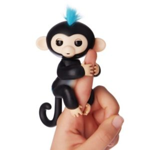 Fingerlings singe noir finn