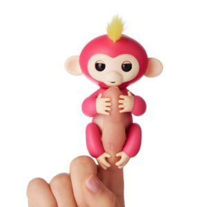 fingerlings ouistiti bella singe rose