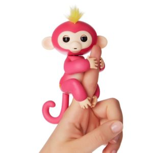 fingerlings singe ouistiti rose bella