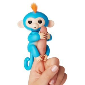 fingerlings ouistiti boris bleu