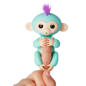 fingerlings ouistiti turquoise zoé