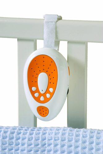 Prince Lionheart - Doudou ourson Premium bruit blanc