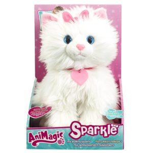 animagic mon chaton peluche interactive