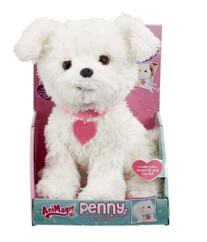 Penny mon adorable et curieux petit chien animagic