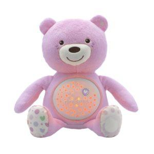 doudou ours en peuche naissance chicco