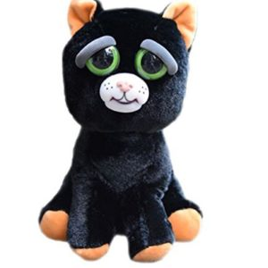 feisty cat peluche chat grincheux