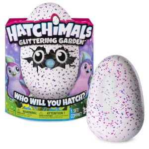 hatchimal pengualas pailleté