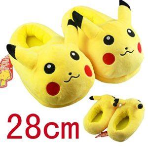 pantoufles chaussons pikachu pokémon
