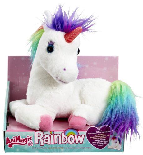 rainbow licorne coloree animagic