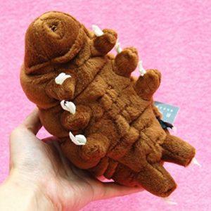 tardigrades en peluche