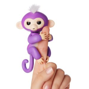 fingerlings singe ouistiti interactif