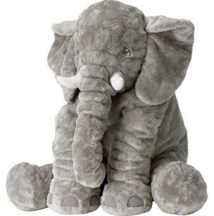Peluche Éléphant oreiller doux
