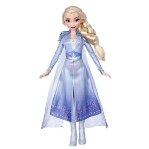 Peluche Elsa La reine des neiges 2