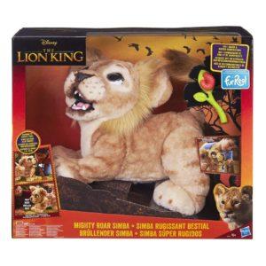 Peluche interactive Simba - Le Roi Lion